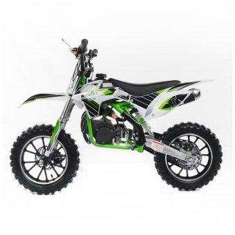 Tinker Motors DMX 49cc Pocket Rocket Dirt Bike (Green)