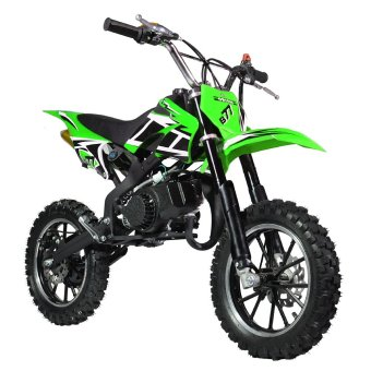 Tinker Motors Enduro DBS 49cc Pocket Rocket Dirt Bike (Green)(…)