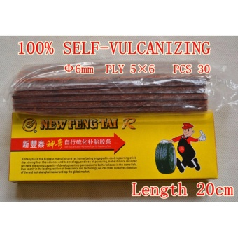 Tire Vulcanizing Strip pack of 25 strips