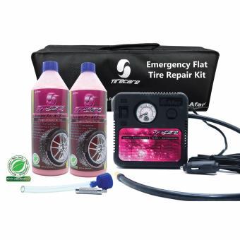 TireCare Emergency Flat Tire Repair Kit