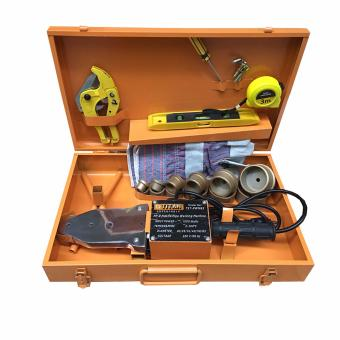 Titan Supertools 20 to 63mm Pipe Welding Machine w/ ppr pvc pipecutter weld