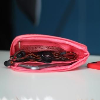 TM Travel Gadget Organizer Pouch (Pink) - 2