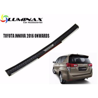 Toyota Innova 2016+ Car Rear Bumper Plate Cover Door sillProtective and high quality rear bumper Price Philippines