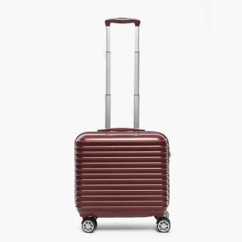 "Travel Basic Zam Hard 18"" Cabin-Size Pilot Suitcase (Red) Price Philippines"