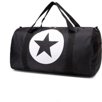 Travel Duffel Bag For Women & Men Foldable Duffle For LuggageGym Sports Travel - intl