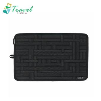 Travel Manila Grid It Vehicle Storage Organizer Square ( Black )