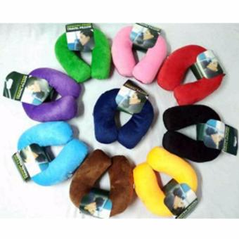 "Travel Pillow ""U"" Style (Color May Vary) Price Philippines"