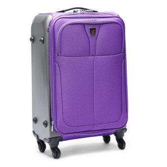 "Travelex 018 Soft Case Luggage 24"" (Purple) - picture 2"