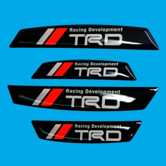 TRD Door Guard for Toyota Vios (4 Pieces)