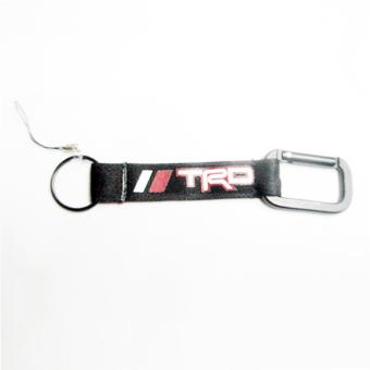 TRD Toyota Racing Development Polyester Car Key Chain Band KeyChain Ring