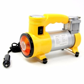 Trendsetter Portable 12V Air Compressor Car Tyre Inflator Heavy Duty Pump Tire Inflator Car Tool Inflatable