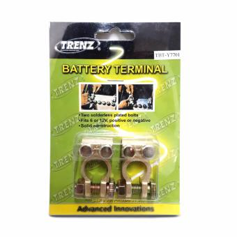 Trenz Battery Terminal #TBT-Y7701 Price Philippines
