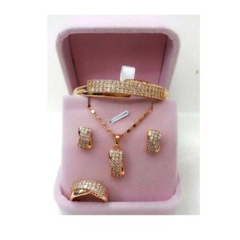 Triple Infinity Jewelry Set Price Philippines