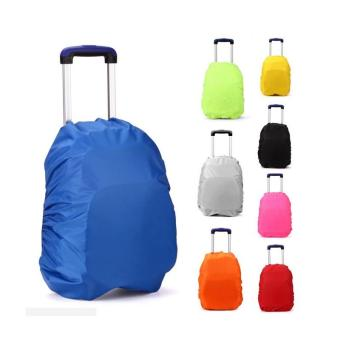 Trolley School Bags Cover Backpack Bag Waterproof Cover Girls BoysWheel Children Trave Bag Dust Rain Proof Only Cover Empty 2pcs -intl Price Philippines