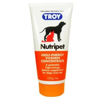 Troy Nutripet Dietary Supplement for Cats and Dogs (200grams)