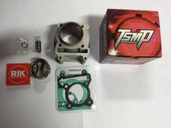 (TSMP) Taiwan Select Motorcycle Parts BLOCK Chrome Bore MIO 63mm Price Philippines