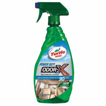 Turtle Wax 50654 Power Out Odor X Door Eliminator and Refresher 680ml