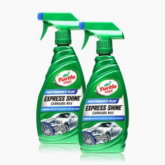 Turtle Wax Express Shine Carnauba Wax 16oz. (Set of 2)