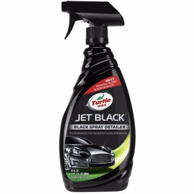 Turtle Wax Jet Black T-319 Black Spray Detailer 680ml