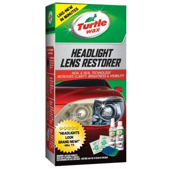 Turtle Wax T-240KT Headlight Lens Restorer 118ml