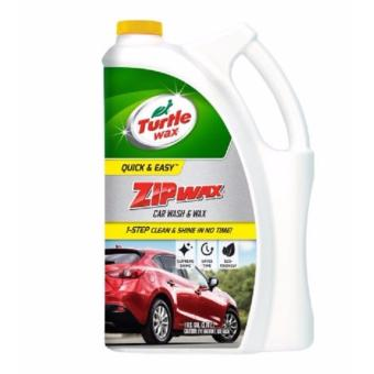 Turtle Wax Zip Wax Car Wash & Wax 3.78L