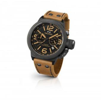 TW STEEL Canteen Style Cool Men's Brown (TW CS43)