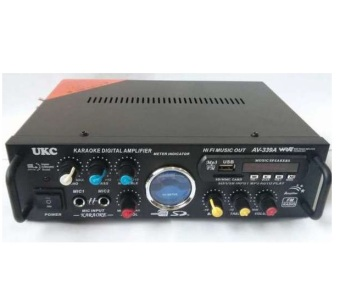 UKC AV-339A Amplifier (Black)