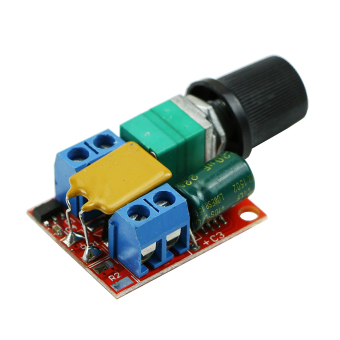 Ultra-small DC 3V 6V 12V 24V 35V PWM Mini Motor Speed ControllerSwitch 5A New (Intl) Price Philippines