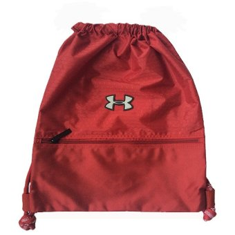 Under Armour Aero Locker Medium Sackpack (Red)