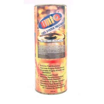 UniQ Fuel System Treatment 240ml