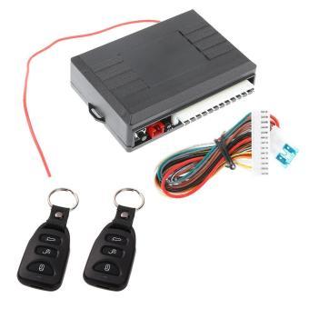 Universal Car Door Lock Keyless Entry System Remote Control Central - intl