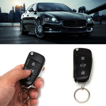 Universal Car Door Lock Vehicle Keyless Entry System Remote CentralKit w/Control Box - intl Price Philippines