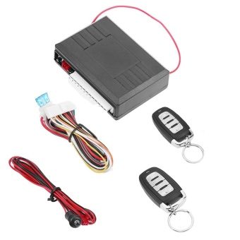 Universal Car Remote Control Central Door Lock Locking KeylessEntry System - intl