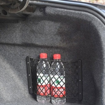 Universal General Car Fire Extinguisher Bags Net Auto Luggage Box Pocket - intl Price Philippines