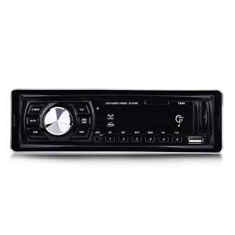 Universal In-Dash Single-DIN Car MP3 FM Player with Aux Input SD / USB Port - intl