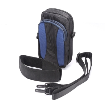 Universal Multi-functional Bag with Armlet (Dark Blue) - picture 2