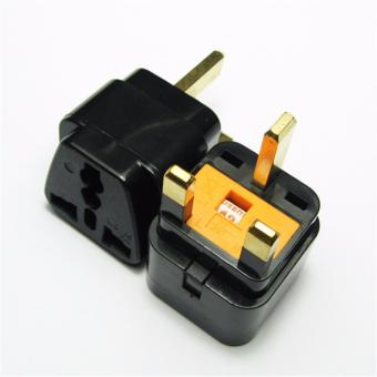 Universal Travel Adapter AU US EU to UK Adapter Converter 3 PinPlug Adaptor - intl Price Philippines