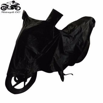 Universal Waterproof Motorcycle Cover For All Motor (Black)