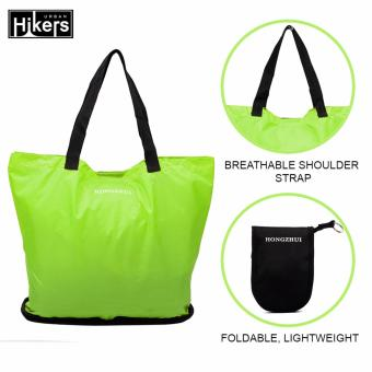 Urban Hikers Compact Foldable Tote Bag (Lime) Price Philippines