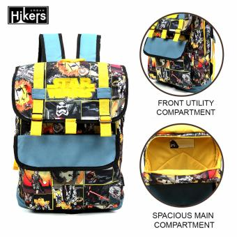 Urban Hikers Star Wars Kids Casual Backpack