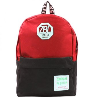 Urban Hikers ZBL Casual Daypack (Red)