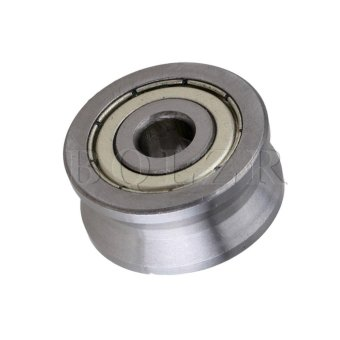 Detail Images V Groove Sealed Guide Pulley Rail Ball Bearing Set of 20 - intl Ubdate