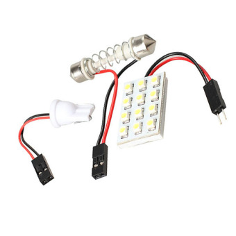 VAKIND LED Car Interior Dome Panel Lights Lamp Bright - picture 4