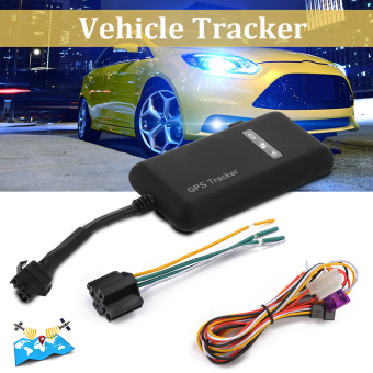 Vehicle Bike Motorcycle Car GPS/GSM/GPRS Real-time Tracker Scooter Device AH208