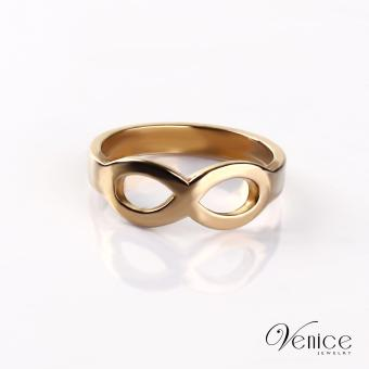 "Venice Infinity Gold Plated Ring ""8"" Price Philippines"