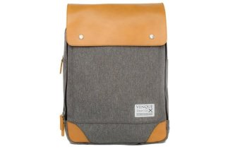 Venque Flatsquare for Her Backpack (Grey)