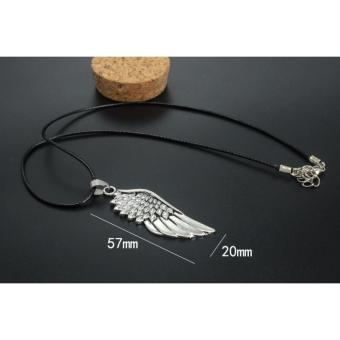 VeryGood Angel wings necklace#877 - 5
