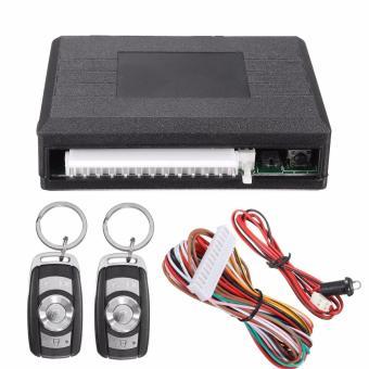 Voiture Auto Kit Système Entrée Sans Clé Vérrouillage Central Télécommande Cable