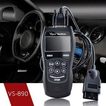 VS890 OBD2 Car Fault Code Scanner Data Diagnostic Engine Check Multi-language - intl - 4