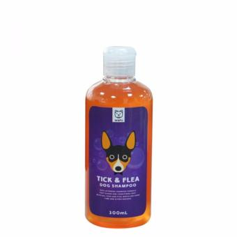 Wafu Dog Shampoo Tick and Flea 300mL